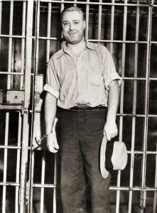Machine Gun Kelly at Alcatraz