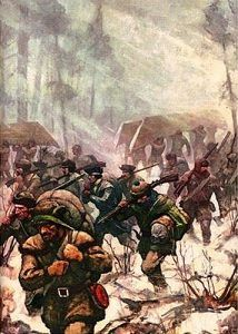 The March to Quebec by Kenneth Roberts