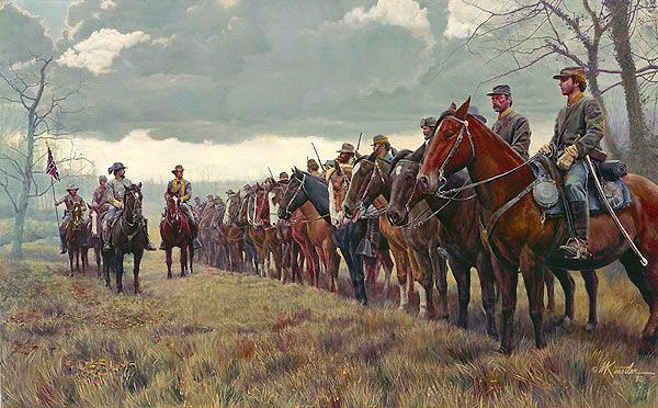 Morgans Cavalry Regiment