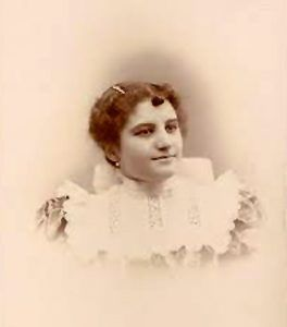 Clara Lovering Mudgett