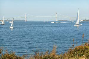 Narragansett Bay, Rhodie Island by Bob Capra, Flickr