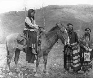 Palouse Indians