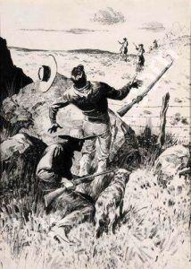 Range War By Gerard C. Delano