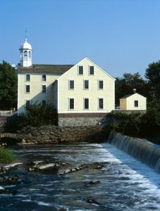 Slater Mill, Pawtucket, Rhode, Island by the Historic American Building Survey