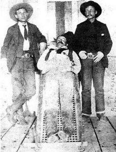 Tulsa Jack Blake Dead
