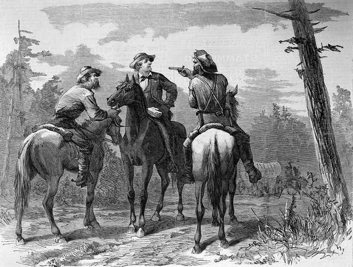 Confederate Guerillas