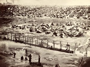 Andersonville, Georgia Prison, 1864