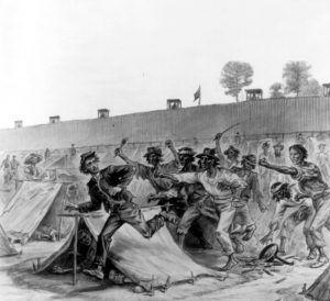 Andersonville, Georgia Prisoners