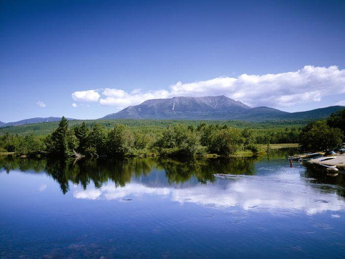 Mount Katahdin, Maine, by Carol Highsmith