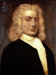 Captain William Kidd by Sir James Thornhill