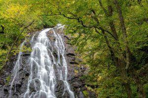 Crabtree Falls, North Carolina by Harold Blackwood, National Park Service