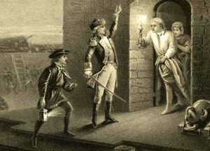 Ethan Allen in the American Revolution