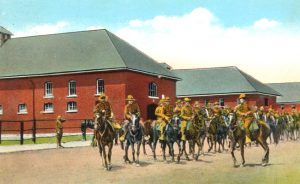 The U.S. Cavalry at Fort Ethan Allen