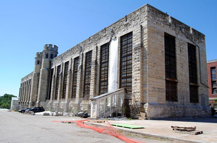 Missouri State Penitentiary Building by Kathy Weiser-Alexander