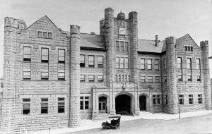 Missouri State Penitentiary , Jefferson City, Missouri