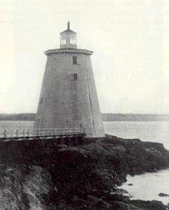 Portsmouth Harbor Light, 1860