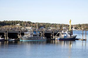 Portsmouth Harbor, New Castle, New Hampshire by Carol Highsmith