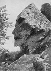 Profile Rock, Massachusetts