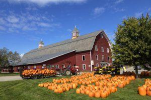 Barn in Richmond, Vermont by Carol Highsmith.