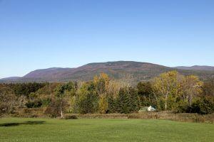 Rural scene outside Bennington, Vermont by Carol Highsmith.