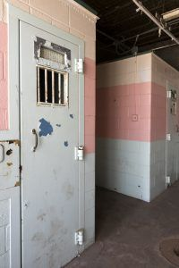Solitary Confinement Cells at the West Virginia Penitentiary by Carol Highsmith