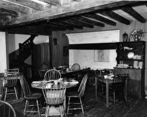 White Horse Tavern Interior, 1970s