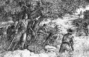 Chumash Revolt by Alexander Harmer