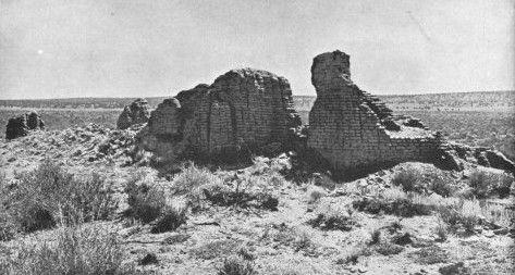 Hawikuh Mission, 1886