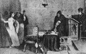 Hearing Before the Inquisition