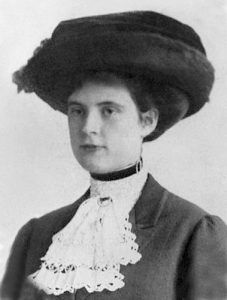 Lucy Mercer, in about 1913