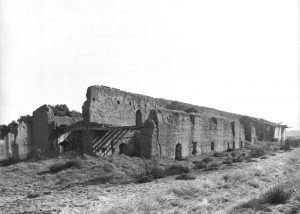 Mission La Purisima Ruins in 1904