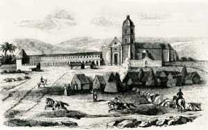 Mission San Luis Rey de Francia, California