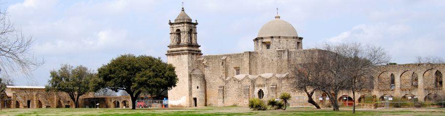 Mission San Jose, San Antonio, Texas by Kathy Weiser-Alexander