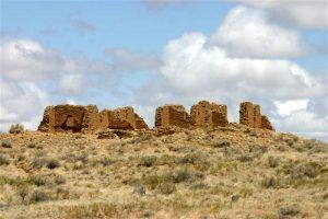 New Alto, Chaco Canyon, New Mexico by the National Park Service