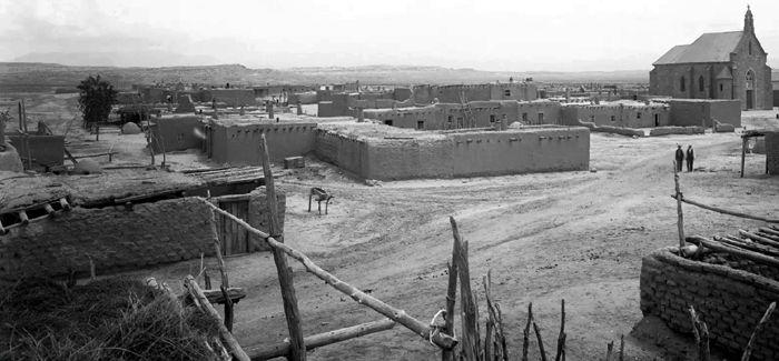 Ohkay Owinge Pueblo Historic