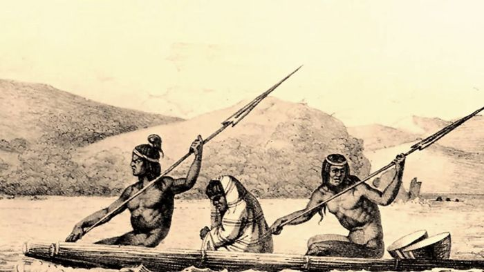 Ohlone Indians of California