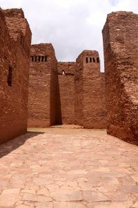 Quarai Mission Church, New Mexico by the National Park Service