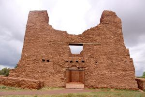 Quarai Church, New Mexico by the National Park Service