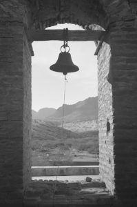 San Jose de Tumacacori, Arizona Bell by Frederick D. Nichols, 1937