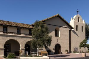 Santa Inés Mission in Solvang, California, by Carol Highsmith