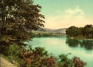 Susquehanna River, New York by teh Detrroit Photographic Co, 1900