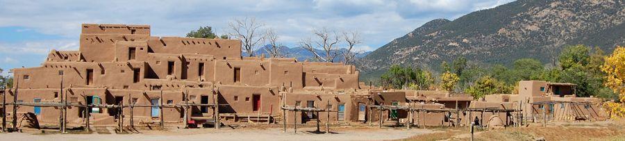 Ancient Modern Pueblos Oldest