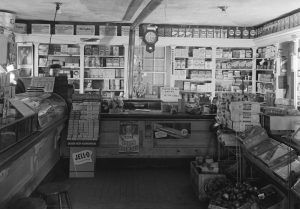Thomas Maskell Store Interior, Greenwich, New Jersey by George Neuschafter, Historic American Buildings Survey, 1941