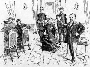 Trial of Queen Liliuokalani
