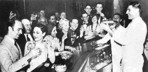 1920s Speakeasy