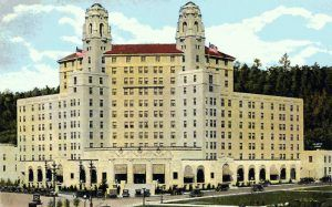 Arlington Hotel, Hot Springs, Arkansas