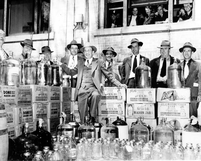 Bootleg Liquor in North Carolina