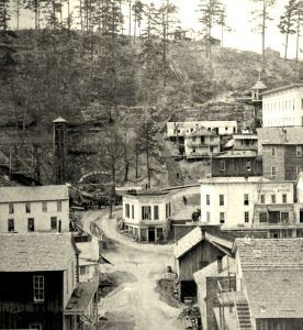 Eureka Springs, Arkansas 1885