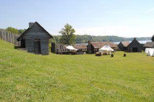 Fort Loudoun, Tennessee by Kathy Weiser-Alexander.