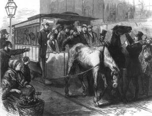 Horse Street Car